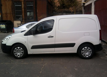 Peugeot Partner Fourgon 1.6 MT