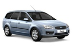 Ford Focus Wagon II (2004-2011) 1.6 MT Trend