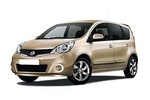 Nissan Note 2010 1.6 AT Luxury