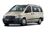 Mercedes-Benz Vito (W639) Shuttle 2.1D MT Extra Long