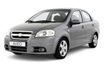 Chevrolet Aveo Седан (T250) 1.5 AT SX