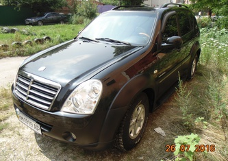 SsangYong Rexton W 2.7 AT STD