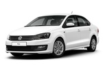 Volkswagen Polo Sedan 1.6 MT Comfortline