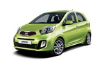 Kia Picanto II (2015-2017) 1.2 AT Top