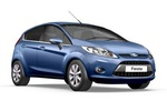 Ford Fiesta (2008) 5dr 1.2 MT Comfort