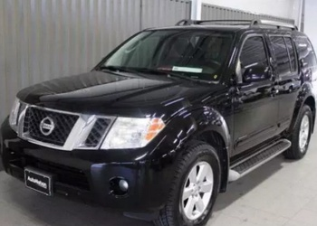 Nissan Pathfinder 4.0 AT LE