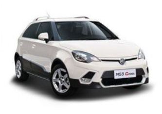 MG 3 Cross 1.5 AT Comfort