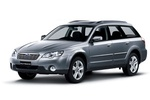 Subaru Outback (2005) 2.5 AT ZS