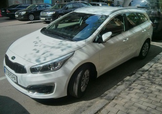 Kia Ceed SW 1.6D МТ Business