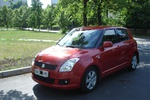Suzuki Swift (2004) 1.5 AT GL-A (пр-во Япония)