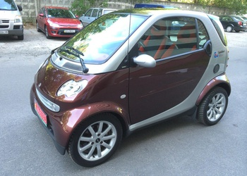 Smart fortwo coupe (W451)