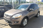 Ford Kuga I (2008-2013) 2.0D (163 hp) AT Titanium 4WD