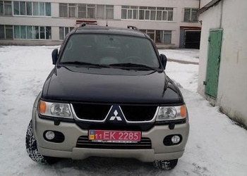 Mitsubishi Pajero Sport (2008) 3.0 AT Ultimate