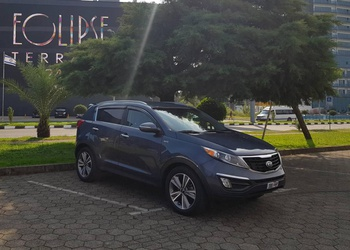 Kia Sportage (SL, 2010-2014) 2.0 AT 4WD top