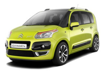 Citroen C3 Picasso (2008) 1.6 AT Vitamin