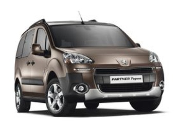 Peugeot Partner Tepee 2013 1.6D (90 hp) MT Outdoor