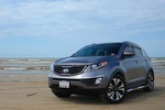 Kia Sportage SX 2.0T D-CVVT DynamaxAWD full loaded