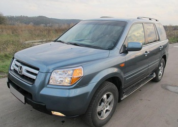 Honda Pilot (2008 - 2012) 3.5 AT Elegance