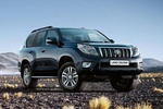 Toyota Land Cruiser Prado (2009) 3.0D AT Comfort