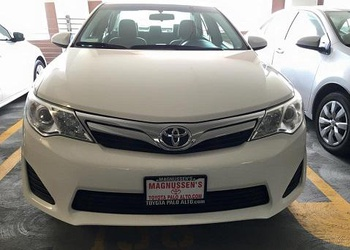 Toyota Camry (2014 - 2017) 2.5 AT Elegance