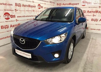 Mazda CX-5 (KE, 2012-2015) 2.0 AT 4WD Touring
