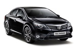Toyota Avensis Седан 1.8 MT Sol