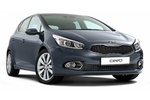 Kia Ceed 2013 1.6 AT mid