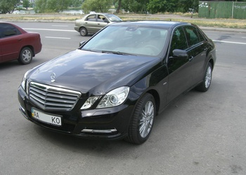Mercedes-Benz E-Class Седан (W212) 2009 E 250 CDI BlueEFFICIENCY 4Matic