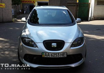 SEAT Altea XL 2.0D AT Stylance