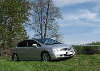 Honda Civic 4D 2005 1.8 AT ES
