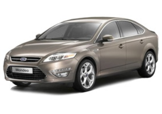 Ford Mondeo 2.3 (203 hp) AT Titanium