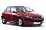 Peugeot 206 5dr 1.6 AT OneLine