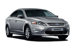 Ford Mondeo Хетчбэк 2.0D MT Trend