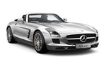 Mercedes-Benz SLS AMG Roadster GT 6.3 AT