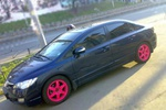 Honda Civic 4D 2005 1.8 MT ES
