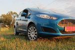Ford Fiesta (2013-2017) 1.5D МТ Comfort