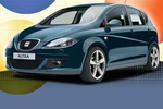 SEAT Altea 2004 2.0D AT Stylance