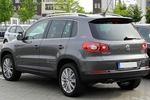 Volkswagen Tiguan (NF, 2006-2017) 2.0 (170hp) AT Sport 4Motion