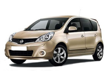 Nissan Note 2010 1.6 AT Comfort+