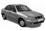 Daewoo Lanos 1.6 AT SX