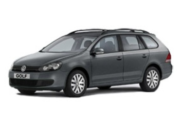 Volkswagen Golf Variant (2009) 1.2 AT Trendline