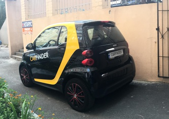 Smart fortwo coupe (C453)