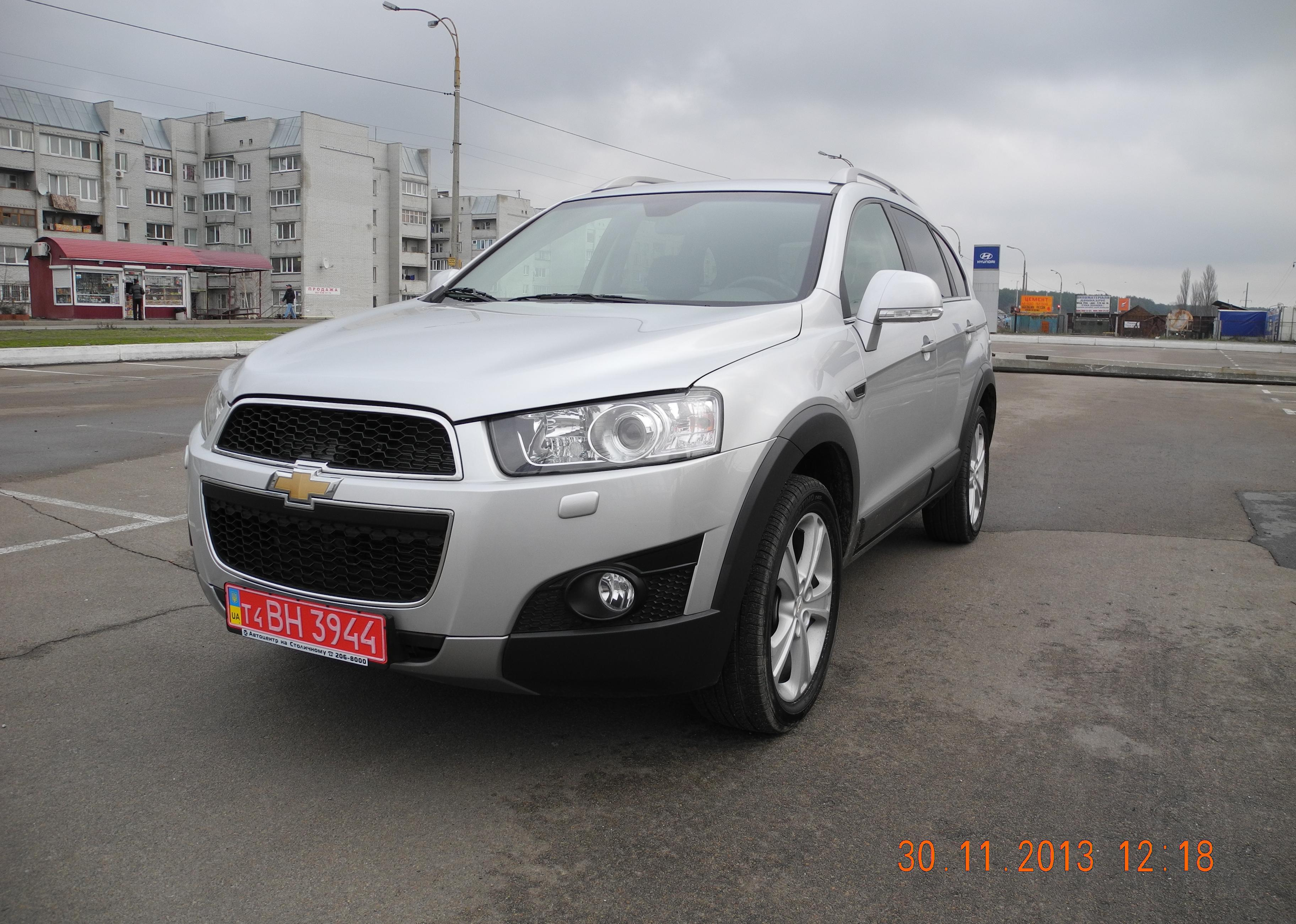 Chevrolet Captiva 3.0 AT LTZ