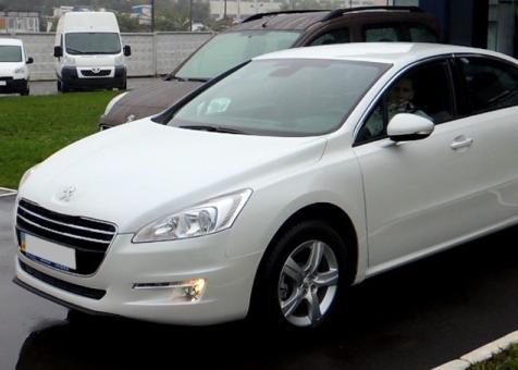 Peugeot 508 2011 1.6 (150 hp) AT Business
