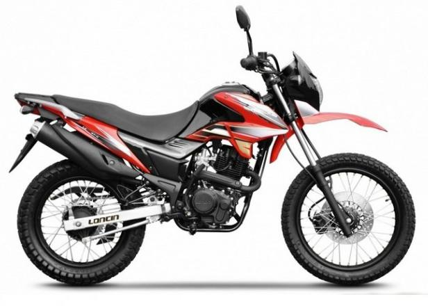 Loncin GY200 Pruss