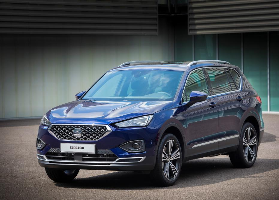 SEAT Tarraco 2.0D AT Xcellence 4WD