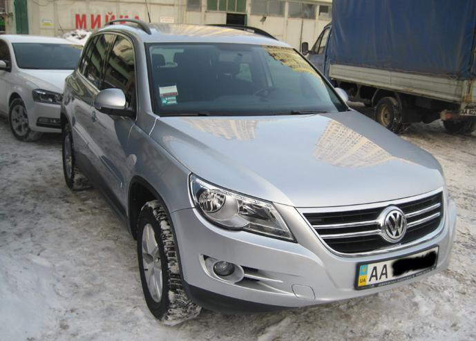 Volkswagen Tiguan (NF, 2006-2017) 2.0 (170hp) AT Trace 4Motion
