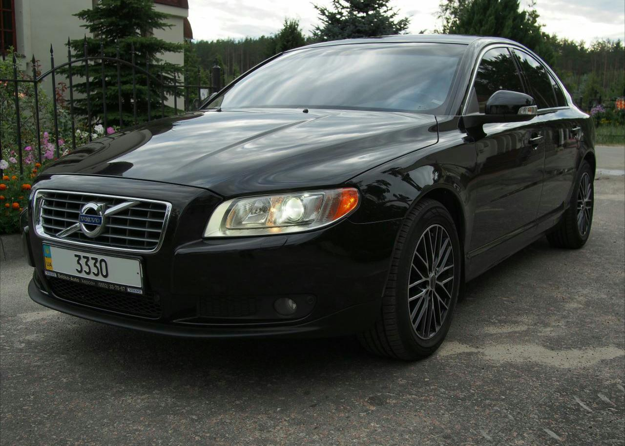 Volvo S80 (2006) 4.4 AT AWD Executive