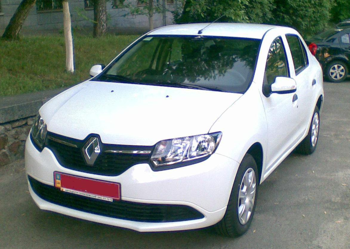 Renault Logan II (2013-2016) 1.2 MT Authentique
