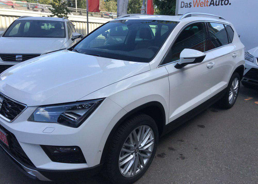 SEAT Ateca 1.4 AT Xcellence